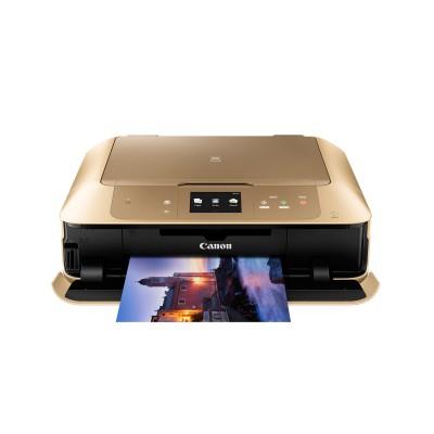 พริ้นเตอร์ออลอินวันอิงค์เจ็ต Canon PIXMA MG-7770 GOLD All-In-One Printer